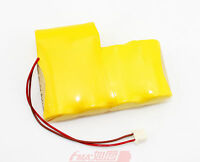 DIY for Emergency Exit Light Rechargeable Battery Ni-Cd 6V 1800mAh P85