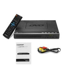 LCD DVD Player Compact 6 Regions Video MP4 MP3 CD USB w/ 3.0 Control Remote H8B2