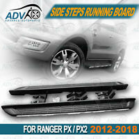 Side Steps Running Boards Suitable For Ford Ranger PX MKII Mazda BT50 2012-2018