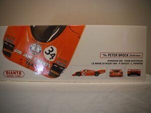 Peter Brock Porsche 956 Team Australia Le Mans 1984