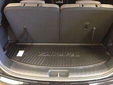 Hyundai Santa Fe 2013 - 2017 Seven (7) Passenger Cargo Trunk Tray - OEM NEW!