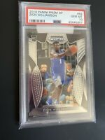 2019-20 Panini Prizm Draft Picks DP #64 Zion Williamson Rookie RC PSA 10!
