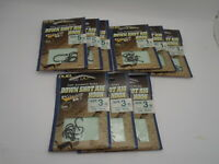 3packs Duel Yo-zuri Drop Shot Hook Bass Fishing Choose Your Size
