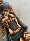 Handmade Tribal Indigenous Sculpted Rain Maker Hatchet For Ceremonies Vintage