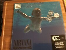 NIRVANA NEVERMIND 180G HEAVY VINYL LP LIMITED HMV EXCLUSIVE SEALED/NEW