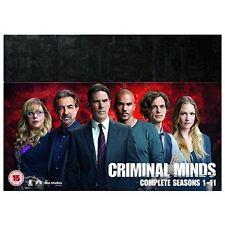 Criminal Minds Complete Series Season 1-11 BOXSET 56 Discs Region 4