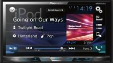"Pioneer 7"" Built In Bluetooth In Dash CD/DVD/DM Receiver - Black"