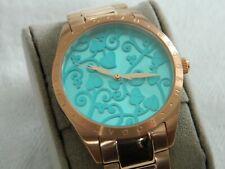 Clogau Turquoise Enamel Faced Tree of Life Ladies Wrist Watch RRP £390.00
