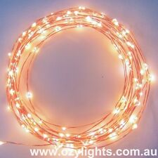 Starry String Lights – 6 Meters Copper Wire String Light with 60 Warm White LEDs