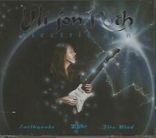 CD-Electric sun/Earthquaker/Fire-uli Jon roth (2-cds)/#103