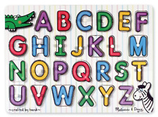 Melissa & Doug MD3272 See-Inside Alphabet