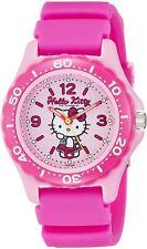 HELLO KITTY light pink Citizen children's/kid's/girl's analog watch  BRAND NEW!