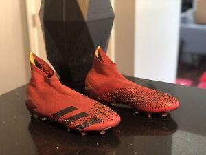 Adidas Predator 20+ Dragon Mutator Red Limited Edition - Leather