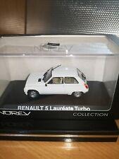 Renault 5 Laureate turbo norev 1/43