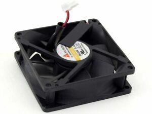 Y.S.Tech FD248025HS-N 2-Pin Dc 24V 0.10A Power Supply Fan PSU Cooling Fan Cooler