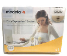 Medela Easy Expression Bustier Bra Beige - Medium - New In Box