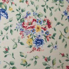 Longaberger Spring Floral Handle Gripper ~ Button-Style