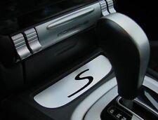 Porsche Cayenne 955 Turbo S WLS GTS V6 VR6 alu trim cover interni console bordi