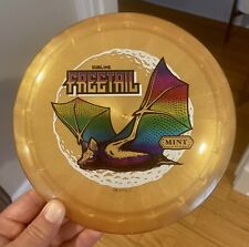 MINT DISCS FREETAIL 2nd Run Shimmery GOLD Sublime & 🌈 Rainbow Stamp 177g NEW