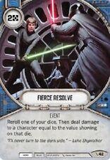 Fierce Resolve   - #42 - Two Player Starter Game -  Star Wars Destiny