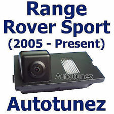 Range Rover Sport L320 Reverse Parking Rear View Camera Car Reversing Backup KT