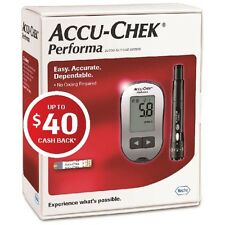 ACCU-CHECK PERFORMA GLUCOSE METER KIT - $0 FREE AFTER CASHBACK
