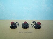Giant Orb Spider x3 - Pathfinder Battles Promo (Crown of Fangs) D&D Miniature