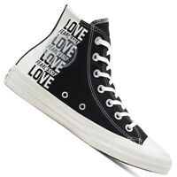 Converse Chuck Taylor All Star Chucks High Sneaker Love Fearlessly Schuhe Herz