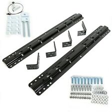 30035 5th Fifth Wheel RV Rails / Brackets Installation Kit