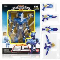 Miniforce Bolt Action Figures Korean Animation TV Robot Toy 4 Weapons 14 Joints