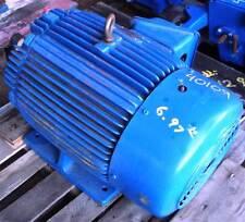 Teco 25 Hp 875 Rpm 230/460 Volts TEFC Frame 326T