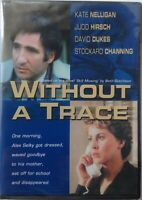 Without a Trace (DVD, 2005) Region 1 / NTSC / Factory sealed
