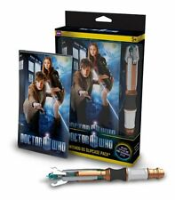 Doctor Who Slip Case for Nintendo DS + Dr Who Sonic Screwdriver Stylus NEW (NDS)