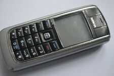 Nokia 6021 - Silver (Unlocked) Basic Button Senior Mobile Phone