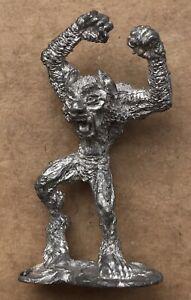 "Vintage Grenadier 1980s Dragon Lords Fantasy #2010 "" Troll "" !"