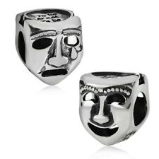 Pandora - The World's A Stage Mask Charm - Preowned