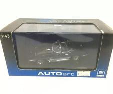 Autoart 1/43  Chevrolet Corvette Mako Shark; Dark Blue; Near Mint 51061 1.43