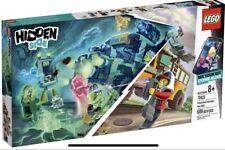 LEGO 70423 Hidden Side: Paranormal Intercept Bus 3000 - School Bus New in Box