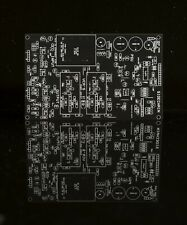 GSSL Platinen Set - Nachbau SSL Bus Kompressor - DIY PCB Grinder Gyraf