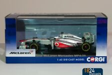 Vodafone McLaren Mercedes MP4-28, S.Perez, Corgi 1:43, adult car model gift