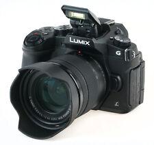 Panasonic LUMIX DMC-G85M Mirrorless Digital Camera with 12-60mm f/3.5-5.6 Lens