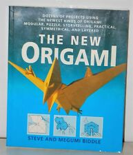 The New Origami Diy Paperback Book How To Paper Crafts Folding Projects Step Pic