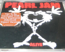 Pearl Jam Man Alive Cd Single