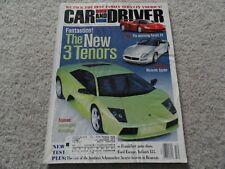 2002 Honda Accord, Toyota Camry, Nissan Altima, Hyundai XG350, Impala Magazine