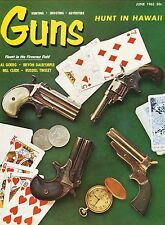 GUNS Magazine (firearms, hunting, competition shooting) - 108 issues on a DVD
