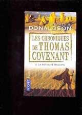 Stephen DONALDSON Thomas Covenant 2 La retraite maudite Pocket Fantasy 2008 NEUF