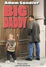BIG DADDY DVD Adam Sandler Cole Sprouse