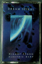 Hilary Stagg:  Dream Spiral (Cassette, 1993, Real Music) NEW