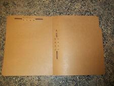 One pallet of 32 boxes of 300 per box Kraft Two Fastener folders - heavy duty