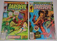 DAREDEVIL #142,143   1977   9.0'S